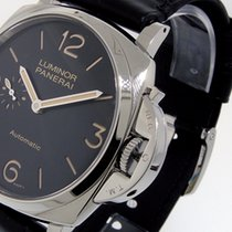 Panerai Unworn  Pam 674 Luminor Due 3 Day Automatic Acciaio 45...