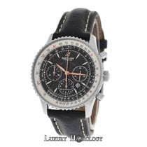 Breitling Mens Montbrillant A41370 Chronometer 38MM
