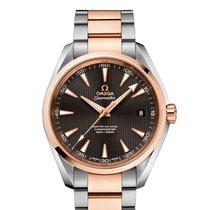 Omega Men's 23120422106003 Seamaster Aqua Terra Watch