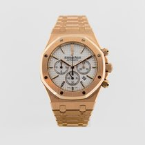 Audemars Piguet Royal Oak Rose Gold Chronograph