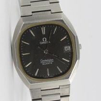 Omega Constellation Chronometer Quartz 198.0123/398.0856