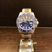 Rolex Submariner Date Whitegold 116619LB