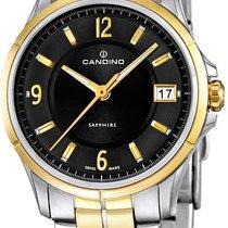 Candino Classic C4534/3 Damenarmbanduhr Klassisch schlicht