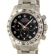 Rolex Daytona 116509 White Gold, 40mm