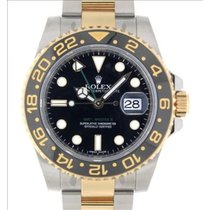 Rolex Gmt II 116713ln Steel, Yellow Gold, 40mm