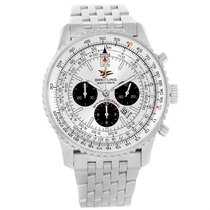 Breitling Navitimer 50th Anniversary Chronograph Mens Watch...