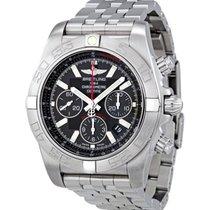Breitling AB011010-BB08SS Windrider Chronomat B01 Chronograph...