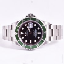 Rolex Submariner Green Bezel 16610LV