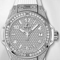 Hublot PAVE' WHITE DIAMONDS BIG BANG 456SE9010RW1604