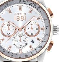 Cerruti CRA089Y213G Veliero Chronograph 42mm 5ATM