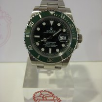 Rolex Submariner Date Green Ceramic 116610LV
