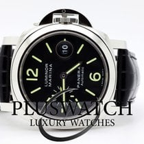 Panerai LUMINOR MARINA AUTOMATIC ACCIAIO - 44MM PAM00104...