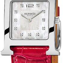 Hermès H Hour Quartz Medium MM 036811WW00