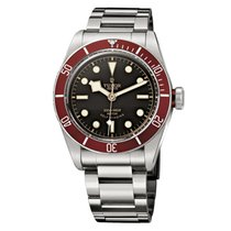 Tudor HERITAGE BLACK BAY Automatic Red Bezel Stainless 79220 R