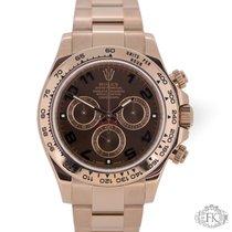 Rolex Daytona Rose Gold 116505 Pink Dial - Pink Gold