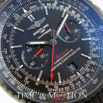 Μπρέιτλιγνκ  (Breitling) Navitimer 01 Blacksteel 46mm Full Set...