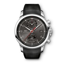 IWC Portugieser Yacht Club Chronograph  Anthracite Dial...