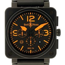 Bell & Ross BR01-94 ORANGE LIMITED EDITION 250  P