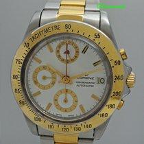 Lorenz Chronograph Bicolor Lemania 5100