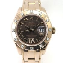 Rolex Masterpiece Oyster Perpetual Lady-Datejust Pearlmaster...