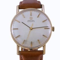 Omega 1960's Vintage Omega 9ct Gold Watch