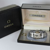 Omega Vintage Constellation White Gold 14394 SC