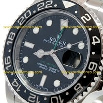 Rolex GMT-Master II Black Green Arrow 116710LN