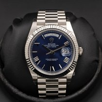 Rolex Day Date 40 228239 White Gold