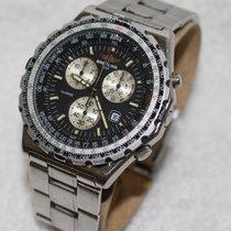 Breitling Jupiter A59028 Alarm Chronograph pilot - Men's...