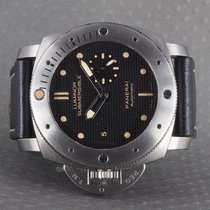 Panerai Luminor Submersible Titanium Left Hand