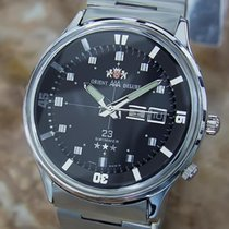 Orient Swimmer DeLuxe AAA Stainless St Automatic Made in Japan...