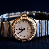 Omega Constellation Diamond MOP – Women's wristwatch