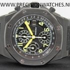 Audemars Piguet Royal Oak Offshore End Of Days Limited Edition