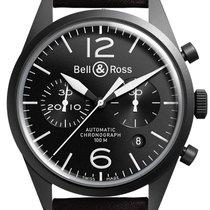 Bell & Ross BR 126 Vintage BRV 126 Original Carbon