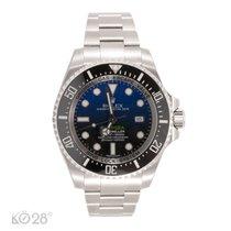 Rolex Sea-Dweller DeepSea 116660 D-BLUE Unworn Cameron 03/2017