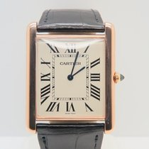 Cartier Tank Louis Cartier XL 18k Rose Gold (Box&Papers)