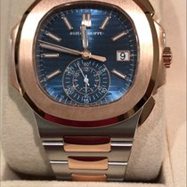 Patek Philippe 5980/1AR  Chronograph Two Tone - Steel and Rose...