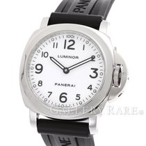 "파네라이 (Panerai) Panerai Luminor White Dial Steel 44MM ""H..."