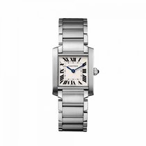 Cartier Tank  Quartz WSTA0005 Mid-Size WATCH