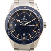 Omega Seamaster Titanium Blue Automatic 233.90.41.21.03.001