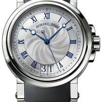 Breguet Marine Automatic Big Date Steel