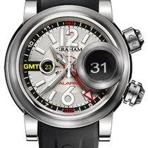 Graham Swordfish Grillo Alarm GMT 2SWGS.S08A