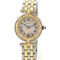 Cartier Ladies Cartier Panthere Vendome 18k YG & SS