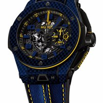 Hublot Big Bang Unico Ferrari Brasil  (Limited Edition)