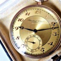 IWC — pocket watch. ref no 33 — men — 190