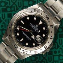 ロレックス (Rolex) Explorer II 16550 black dial 1986