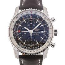 Breitling Navitimer World 46 Date Chronograph