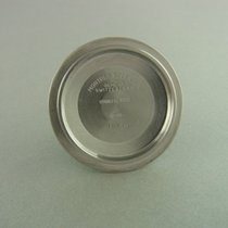 Rolex Gmt-master Ii Deckel Edelstahl Ref 16710 Steel Case Back