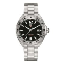 TAG Heuer Formula 1 41mm Date Quartz Mens Watch Ref WAZ1112.BA...