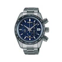 Seiko Spring Drive Chronograph GMT SBGC013 Limited Edition
